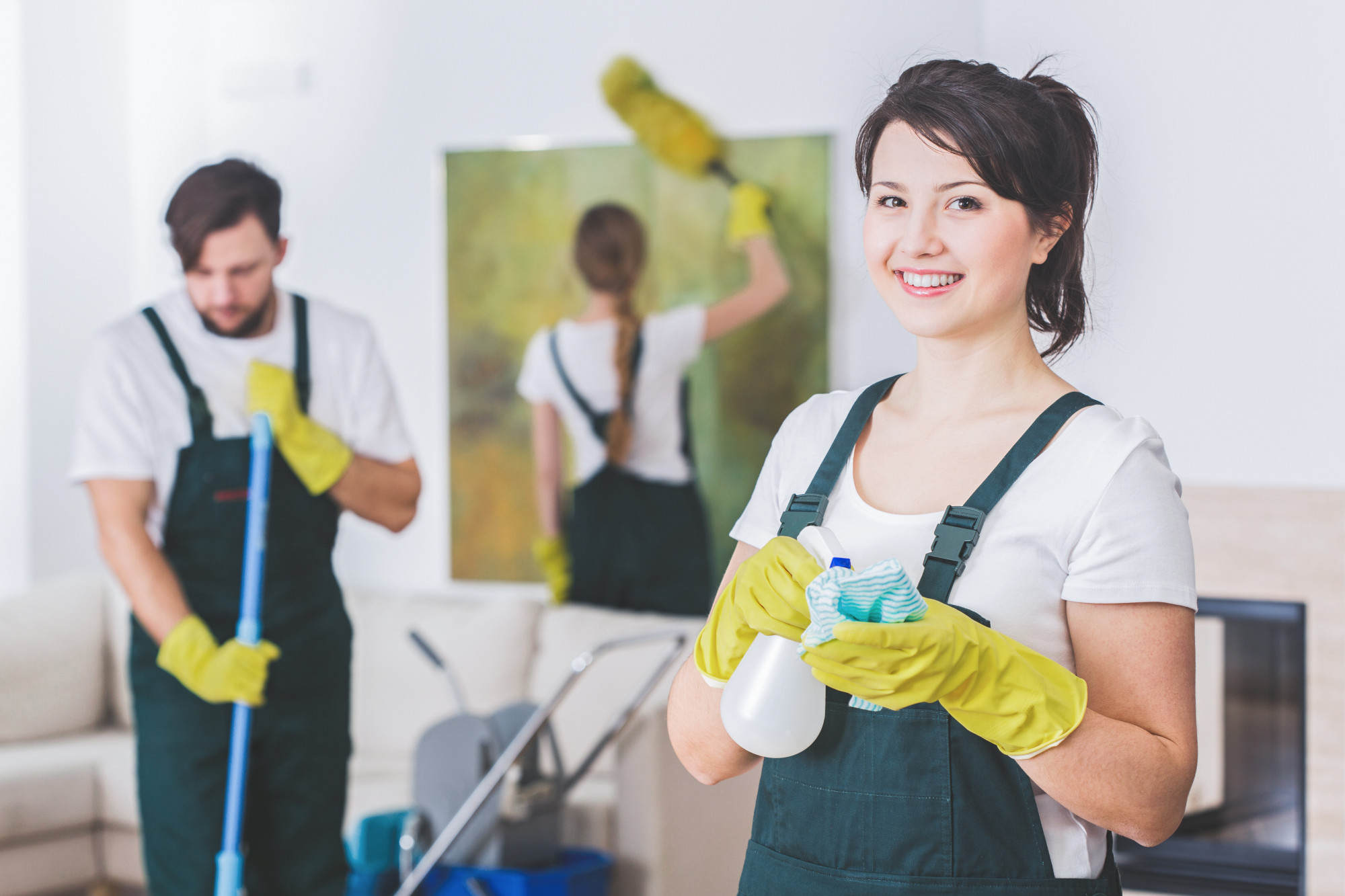How Hiring Professional Cleaning Services Can Benefit Your Life | Tasteful  Space