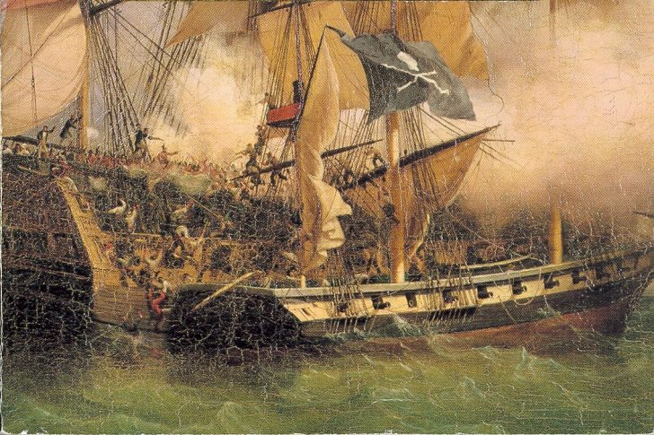 Pirate Ship Names that Went Down in History