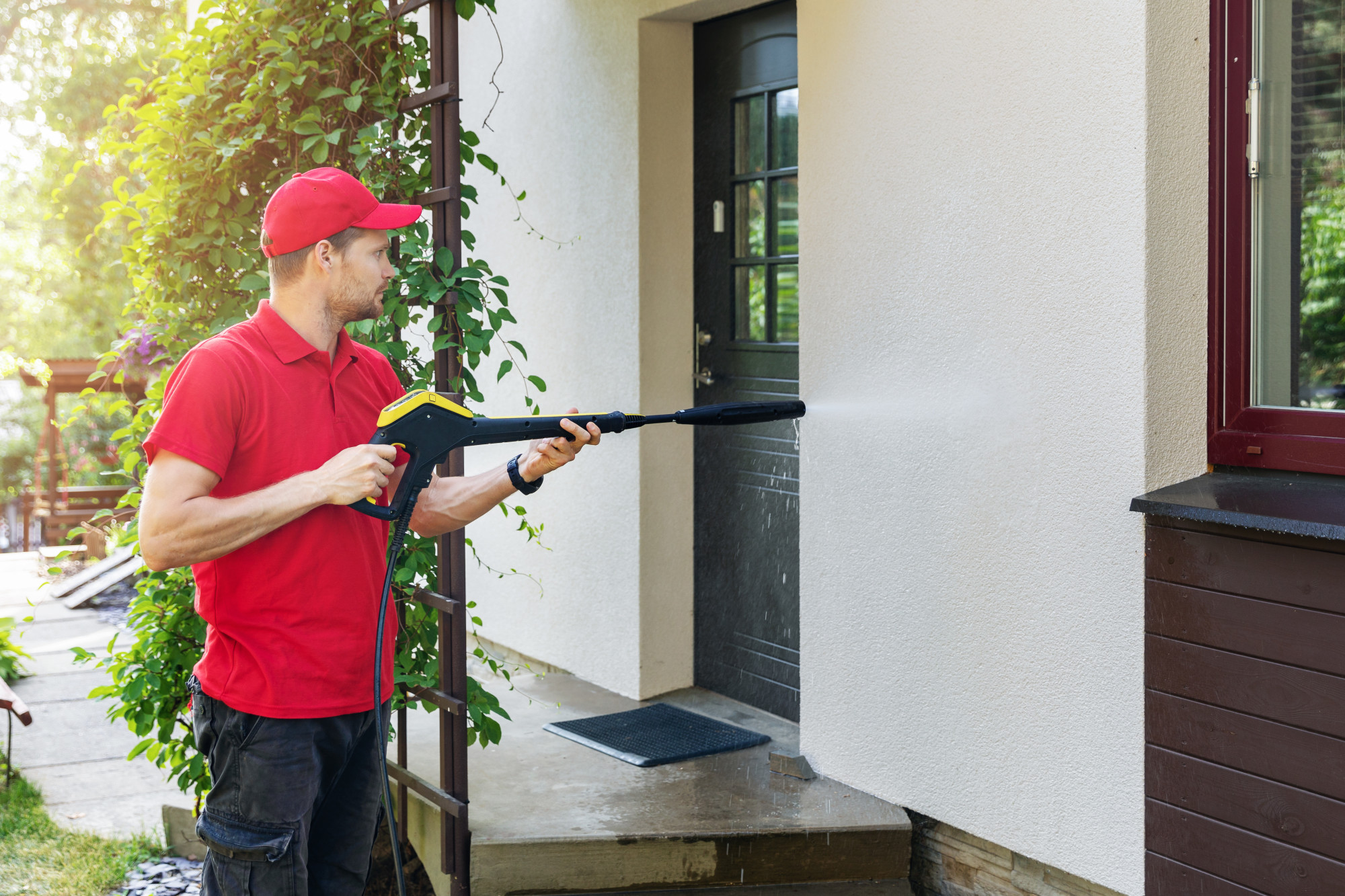 The Only DIY Guide You Need When Power Washing a House