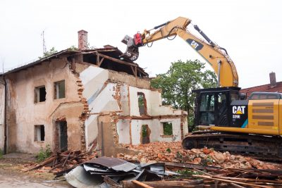 What Factors Contribute to the Cost of a House Demolition?