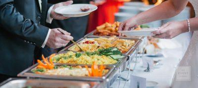 choosing a caterer