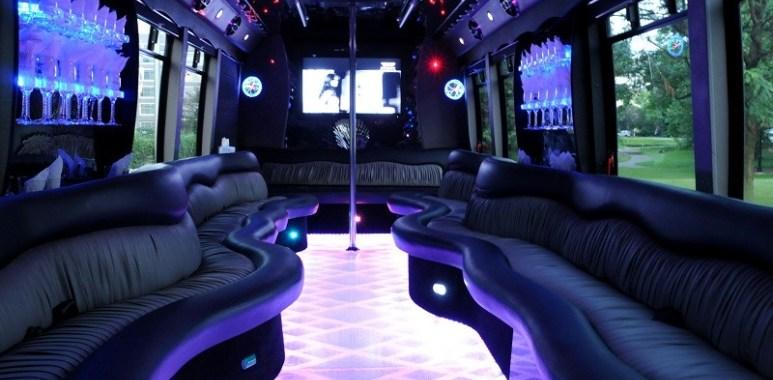 hire bus limo