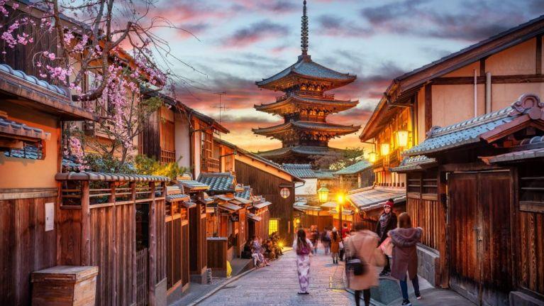 japan tour plan