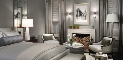 luxury element for hotel bedroom