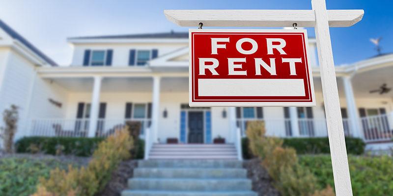 rent a property
