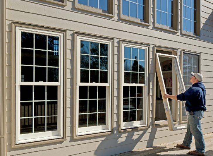 Be Kind to the Environment: Replacement Windows