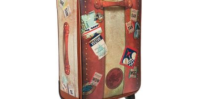 types of vintage luggage