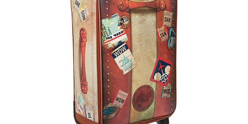 types of vintage luggage