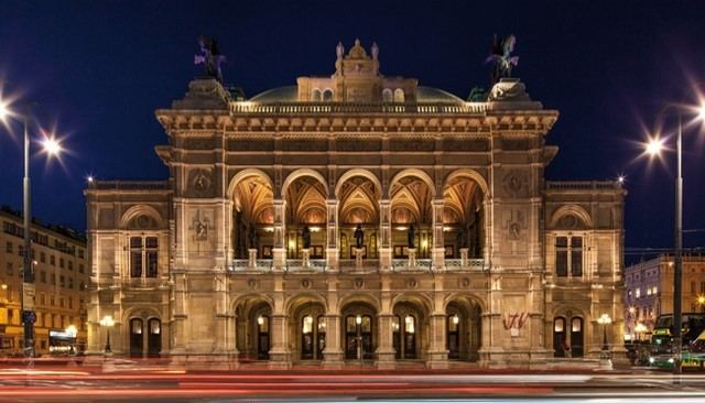 A Night at the Viennese Opera