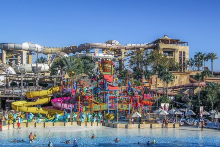 Beat the Desert Heat: 3 Activities to Check Out on Your Waterpark Trip in Dubai