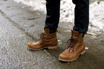 Style & Fashion Ideas on How to Wear Work Boots for Men