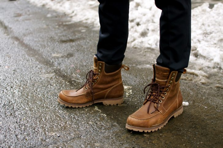 wear work boots for men