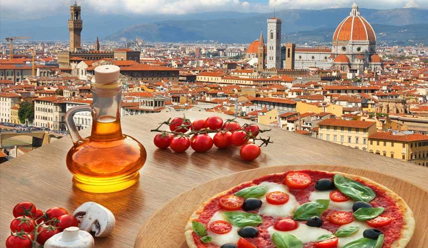 Italian food tour