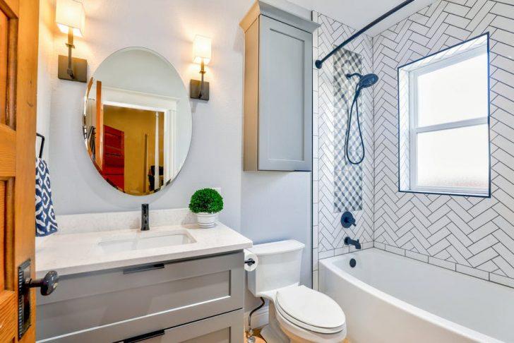 10 Design Tips That'll Transform Any Tiny Bathroom