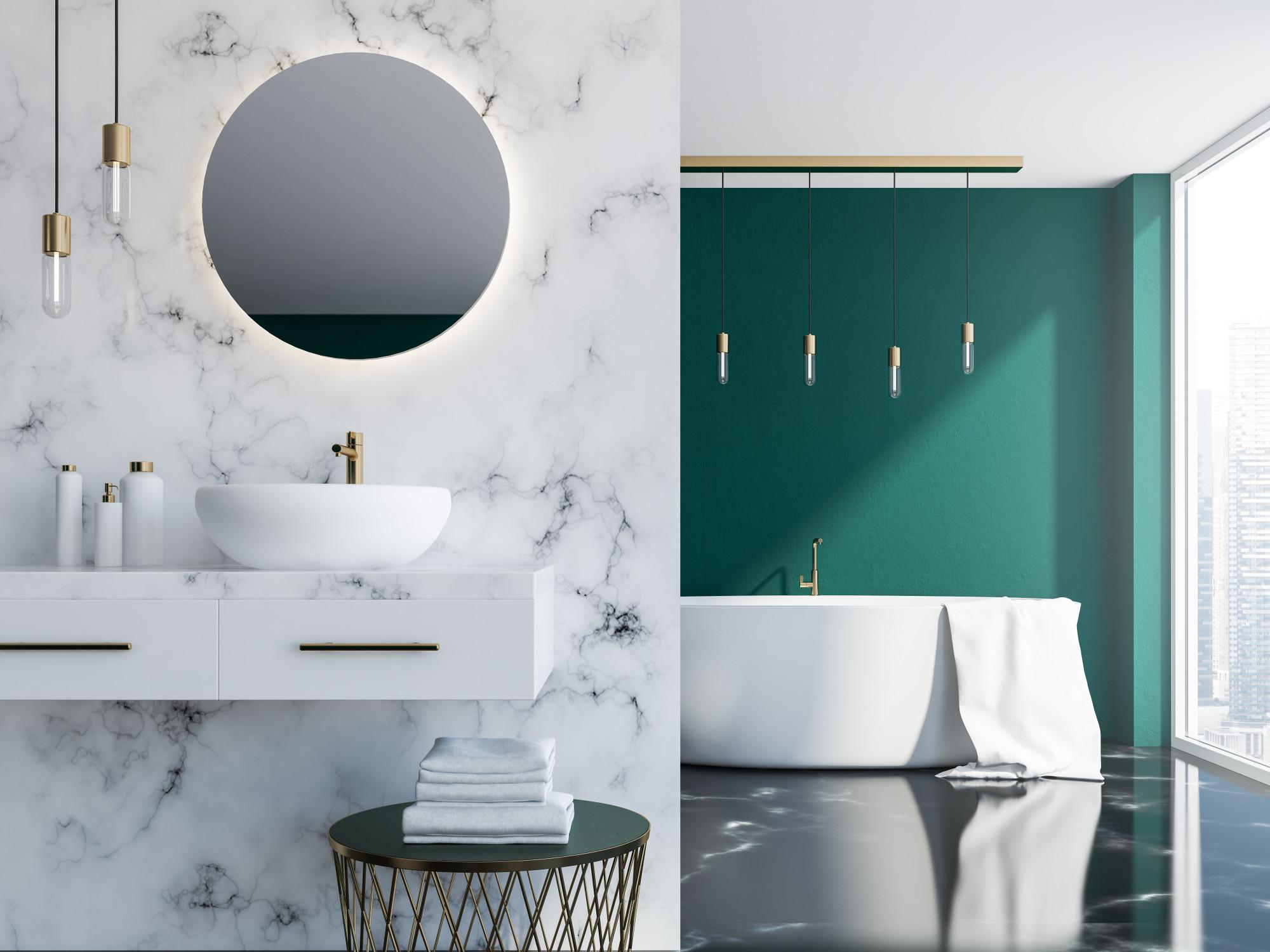 10 Modern Bathroom Design Ideas for 2020