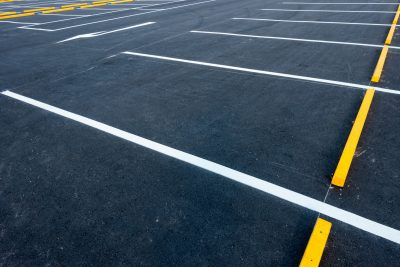5 Tips for Ideal Parking Lot Layout