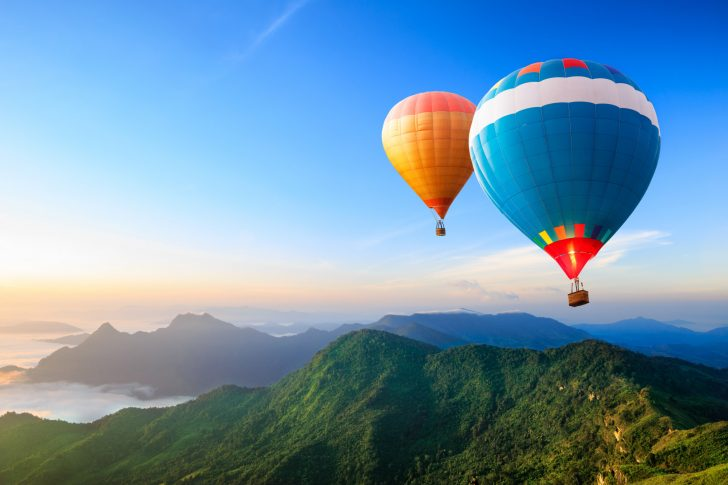 Fly High: 9 Tips for First-Time Hot Air Balloon Riders