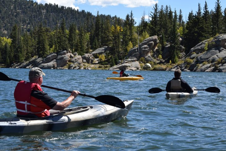 Getting Healthy from Kayaking
