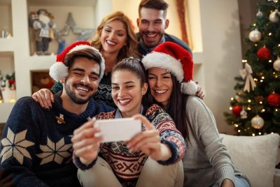 How to Create Holiday Traditions When You're Far from Home