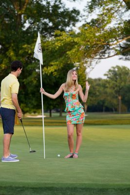 Why Golf Courses Make For Surprisingly Good Photo Shoot Spots