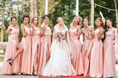 What All The Best Bridesmaid Dresses in London UK Have In Common