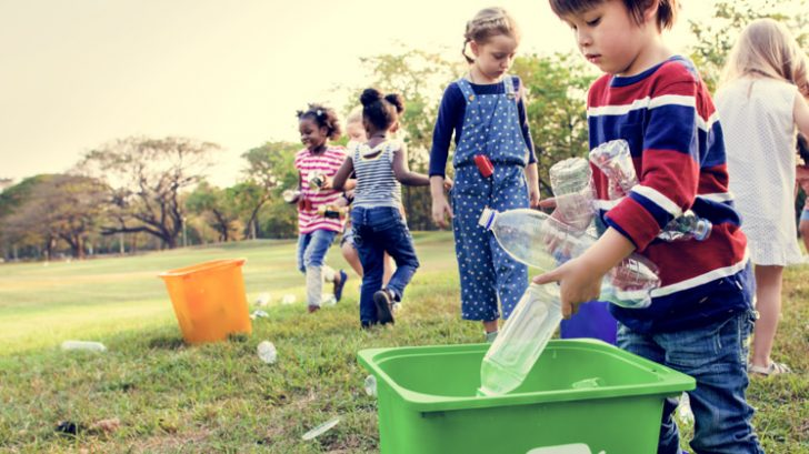 Environmental Education for Children and Its Importance