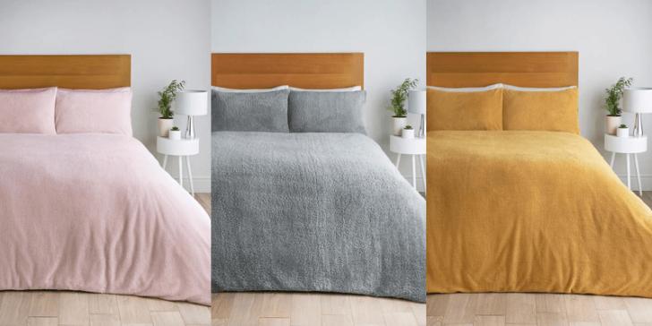 Beds in Winter Need Top Fleece Sheet Sets