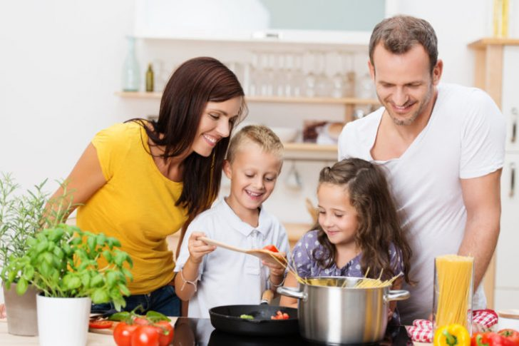 A Kitchen Safety Guide