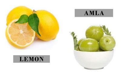 lemon & Amla