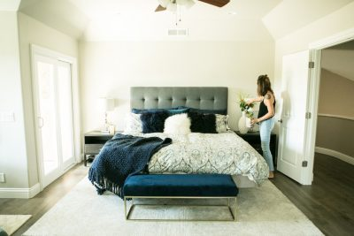 How to Decorate a Master Bedroom on a Budget
