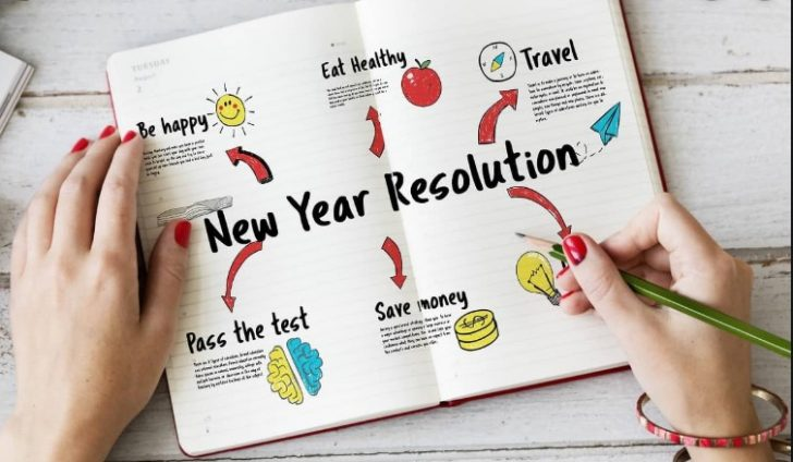 Starting Your 2020 New Years Resolutions