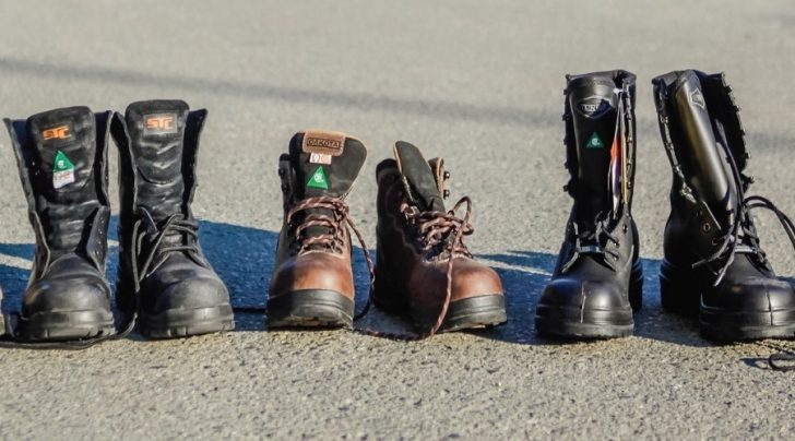 safety boots buying tips