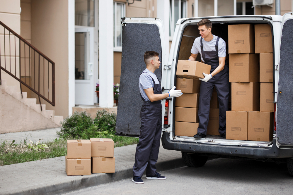 Moving in NYC Hire Movers