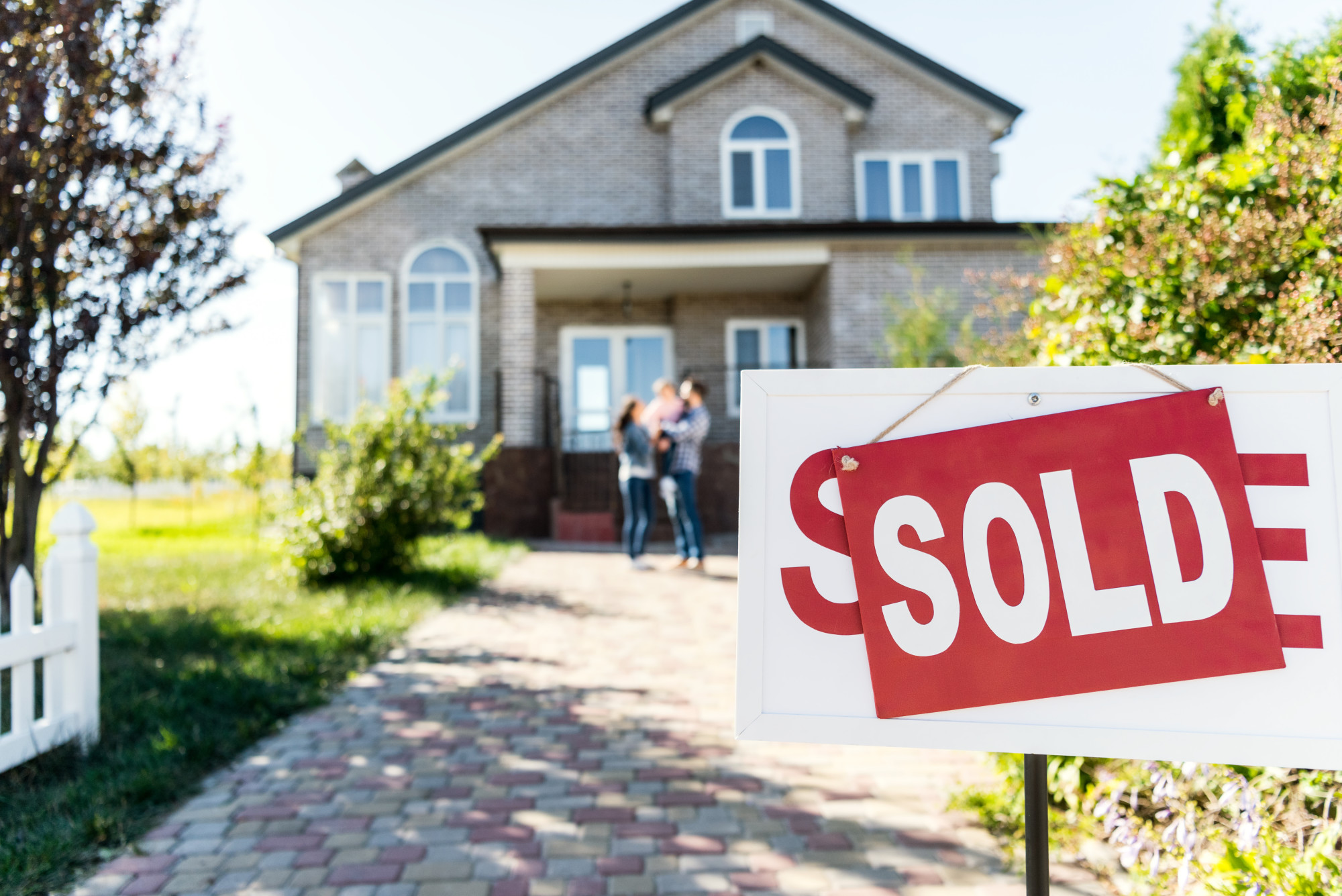 steps to selling your property