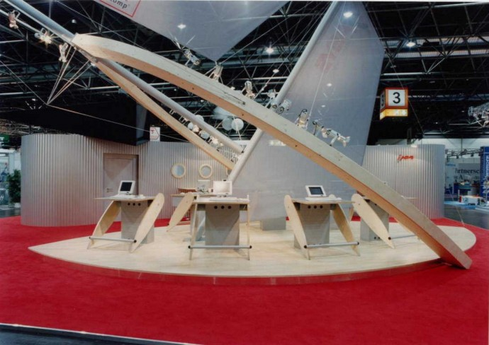 6 Incredible tips for exhibition stand design
