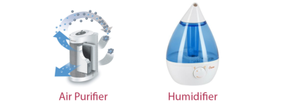 Which is Better – Air Purifier vs Humidifier?