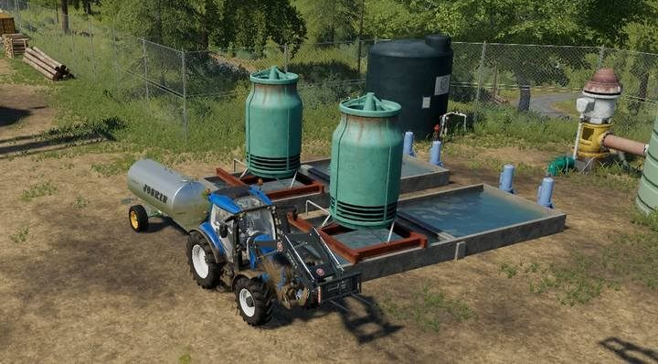 Farm Fuel Tank Options