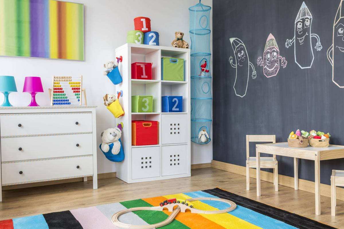 Home Organized After Having Kids