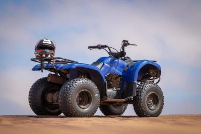 Choosing Between A Dirt Bike And An ATV