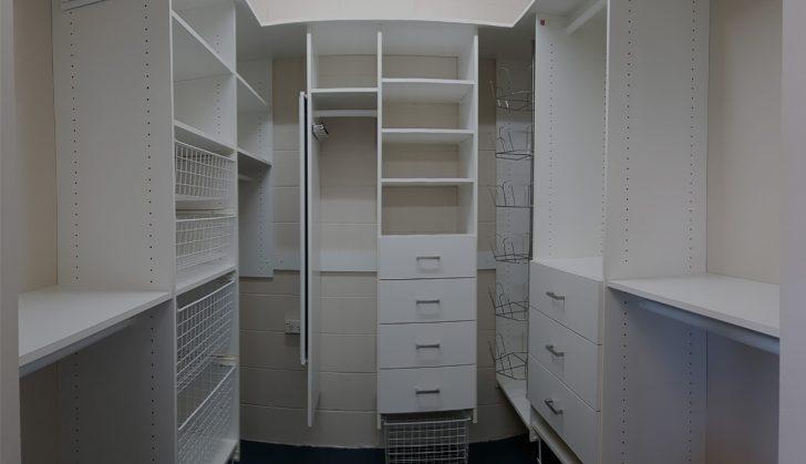 Built-In Wardrobes In Brisbane