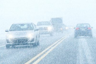 Winter Defensive Driving: How to Drive in Snow