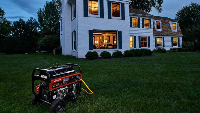 buying a generator