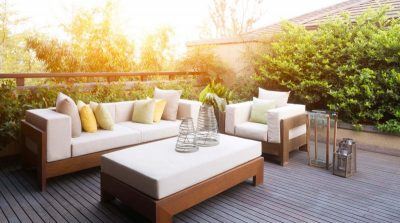 7 Things To Consider Before Buying Outdoor Furniture