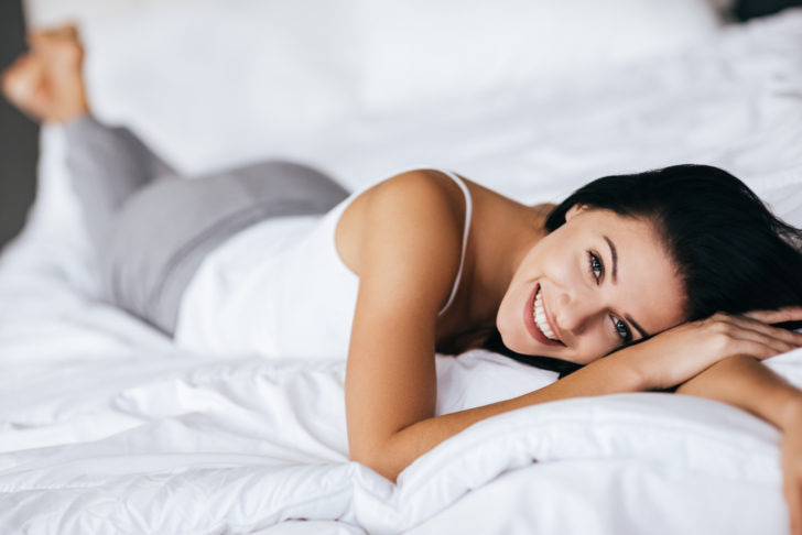 different types of bed sheets