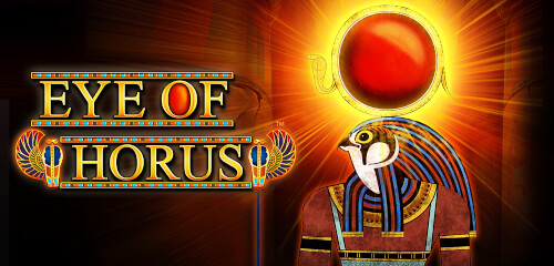 Eye of Horus: the classic slot machine of ancient gods