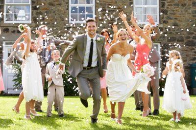 5 Ways to Make a Great Wedding