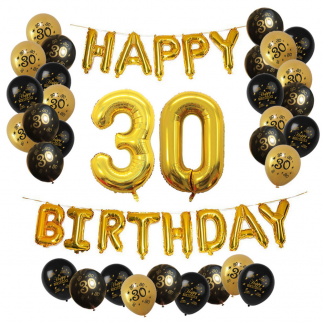 Celebrate A 30th Birthday