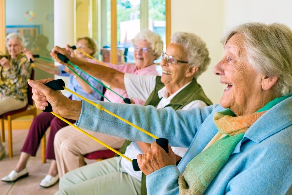 Community & Socialising in Aged Care