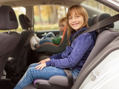 kids safety in the car