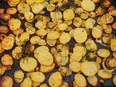 Roasted Potatoes – From Herb Yukon Golds to Crispy Russets